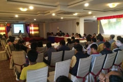National Conference on Post Earthquake Recovery